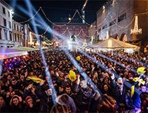 Cavour DanceFloor: Capodanno 2019 nel centro storico di Rimini