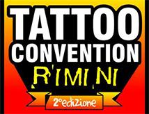 Rimini Tattoo Convention 2017
