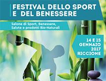 Festival dello Sport e del Benessere 2017 a Riccione