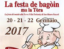 Festa de Bagoin ma la Tora 2017 a San Mauro Pascoli