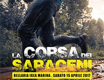 Corsa dei Saraceni 2017 a Igea Marina