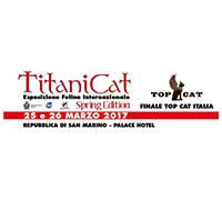 Titanicat Spring Edition 2017 a San Marino