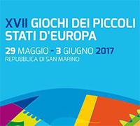 Giochi dei Piccoli Stati d'Europa 2017 a San Marino