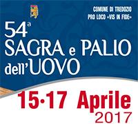 Sagra e Palio dell'Uovo 2017 a Tredozio