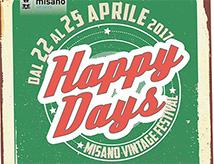 Happy Days 2017: festival vintage a Misano Adriatico
