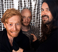 Biffy Clyro in concerto al Rimini Park Rock
