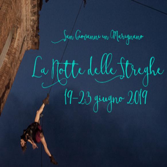 Notte delle Streghe 2019 a San Giovanni in Marignano