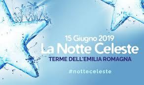 La Notte Celeste 2018 nelle terme dell'Emilia-Romagna