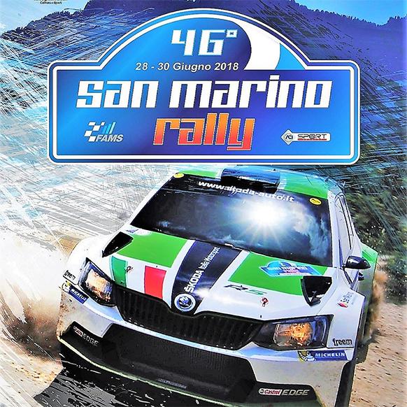 Rally di San Marino 2018