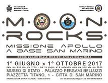 Moon Rocks: rocce lunari delle missioni Apollo in mostra a San Marino