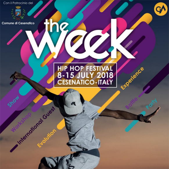 Edizione 2018 di The Week a Cesenatico