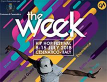 Decima edizione di The Week a Cesenatico