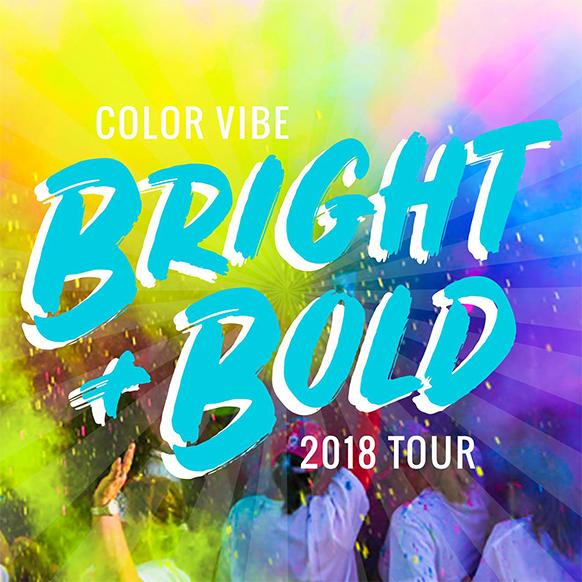 Color Vibe 2018 a Marina di Ravenna