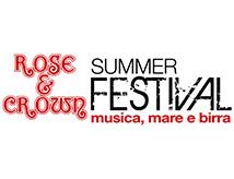 Edizione 2017 Rose & Crown Summer Festival a Rimini