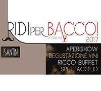 Ridi per Bacco!, concerti e spettacoli comici a Coriano