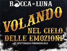 Rocca di Luna 2018 a Montefiore Conca
