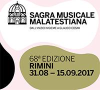 Sagra Musicale Malatestiana 2017 a Rimini