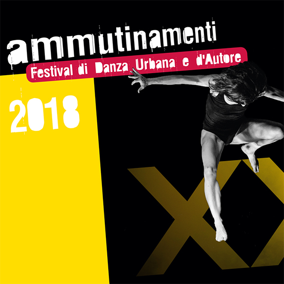 Ammutinamenti 2018: festival di danza urbana e d'autore a Ravenna