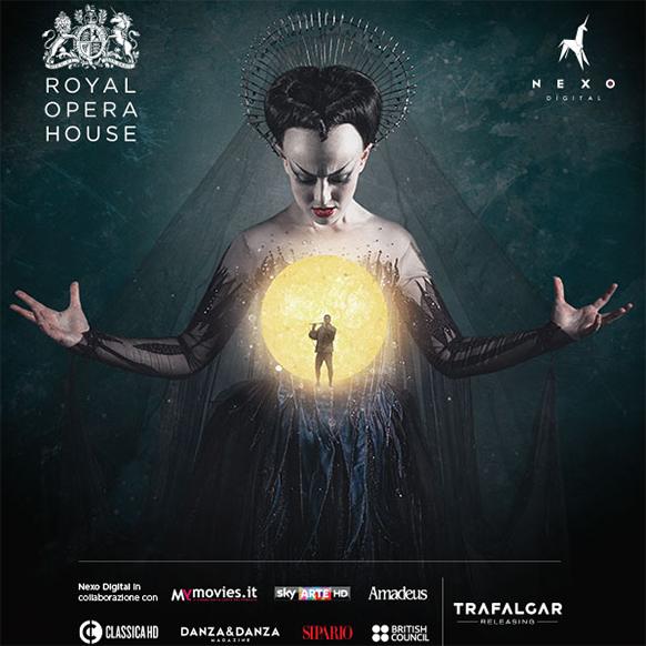 Royal Opera House 2017/2018 in diretta al cinema a Riccione
