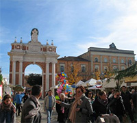Fiera di San Martino 2018 a Santarcangelo di Romagna