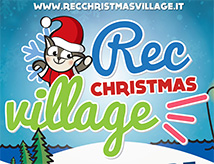 REC Christmas Village 2018: villaggio di Natale a Igea Marina
