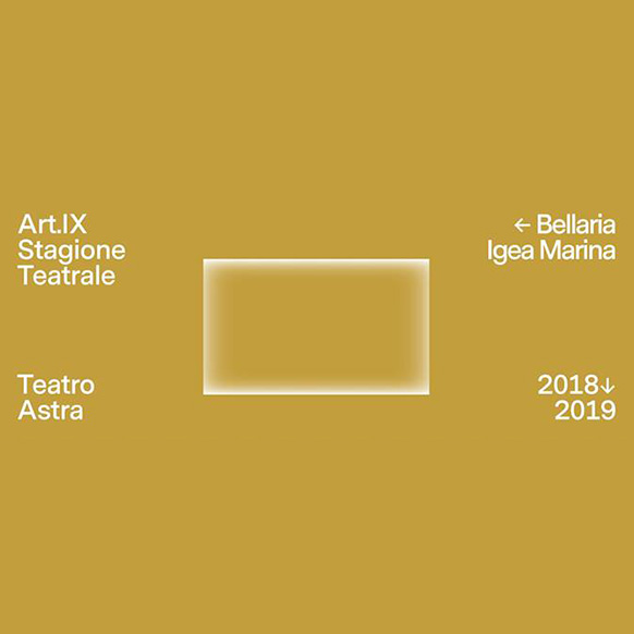 Stagione teatrale 2018/2019 di Bellaria Igea Marina