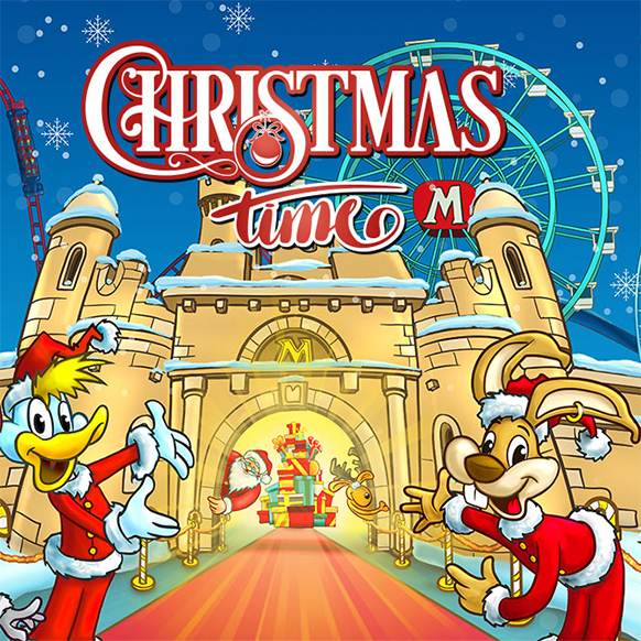 Christmas Time: Natale 2018 a Mirabilandia