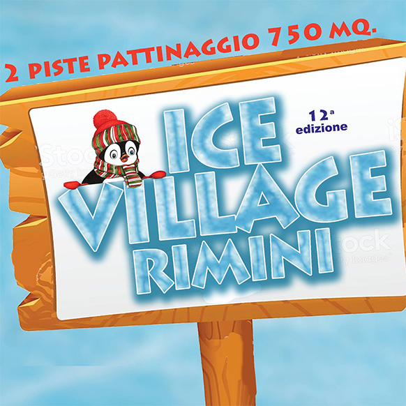 Rimini Ice Village 2017