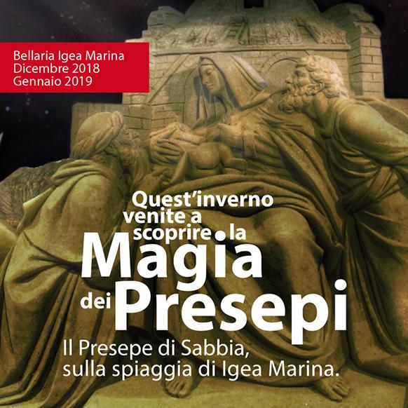 Magia dei Presepi 2018 a Bellaria Igea Marina