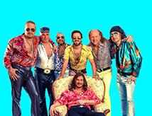 Capodanno 2020 a Cesenatico: concerto della band Joe Dibrutto