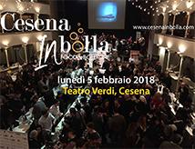 4° edizione di CesenaINBolla al Teatro Verdi