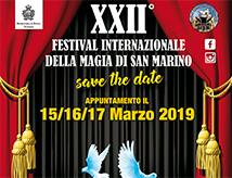 Festival Internazionale della Magia 2019 a San Marino