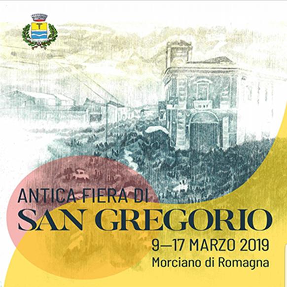 Edizione 2019 dell'Antica Fiera di San Gregorio a Morciano di Romagna