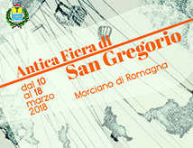 Edizione 2018 dell'Antica Fiera di San Gregorio a Morciano di Romagna
