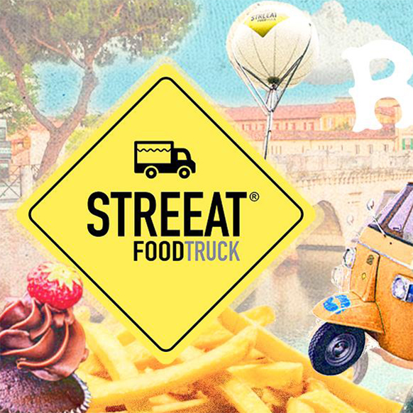 STREEAT® Food Truck Festival 2018 a Rimini