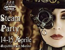 Steam Party 2018: festival in stile steampunk a San Marino