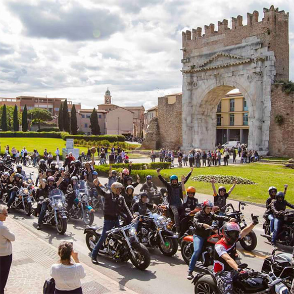 Reunion Rimini Harley 2018