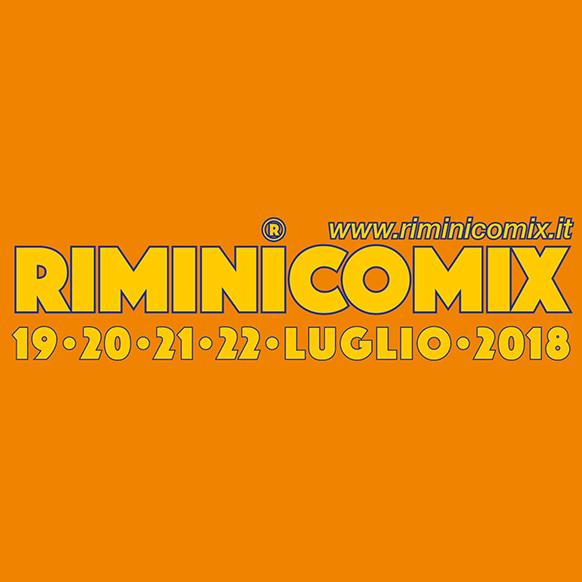 22esima edizione della fiera Riminicomix