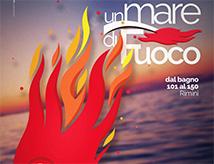 Ferragosto 2018 a Rimini: Un Mare di Fuoco