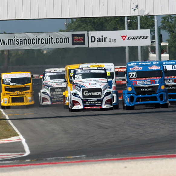 Weekend del Camionista 2019 al Misano World Circuit