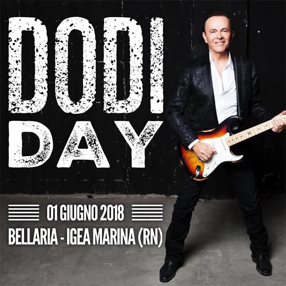 Concerto Dodi Day - 50 anni di musica a Bellaria Igea Marina