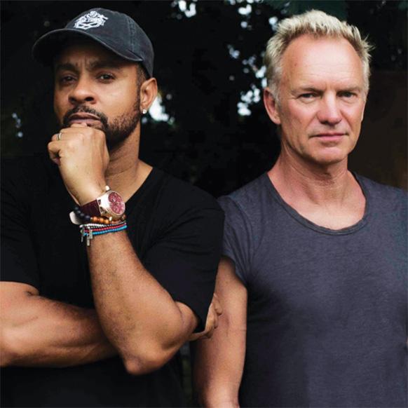 Sting e Shaggy in concerto all'Arena della Regina di Cattolica