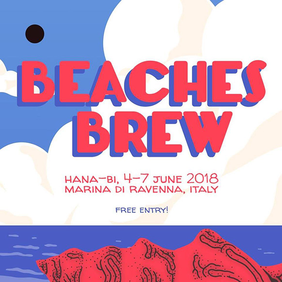 Beaches Brew Festival 2018 a Marina di Ravenna