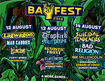 Bay Fest 2018: Ferragosto punk rock a Bellaria Igea Marina