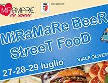 Miramare Beer Street Food 2018
