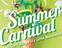 Carnevali d'estate 2018 a Bellaria Igea Marina