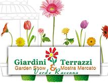 Giardini e Terrazzi 2018 a Ravenna