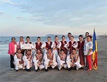 Le spiagge d'Italia: XVII Festival Internazionale della danza e della musica a Riccione