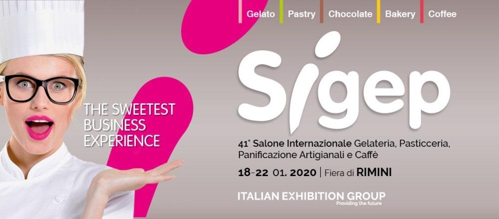 SIGEP RIMINI 2020: Salone Internazionale Gelateria, Pasticceria, Panificazione Artigianali e Caffè