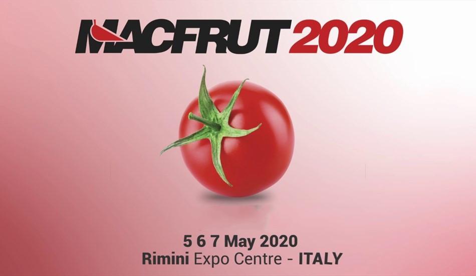 MACFRUT 2020: Fruit & Veg Professional Show - Rimini
